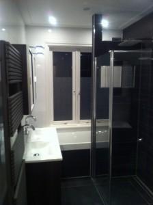 nieuwe badkamer in haarlem bouwbedrijf opmaat